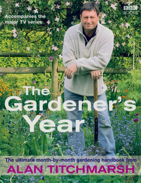 The Gardener's Year, best gardening books, gardening books, books for gardeners, books for new gardeners, garden books