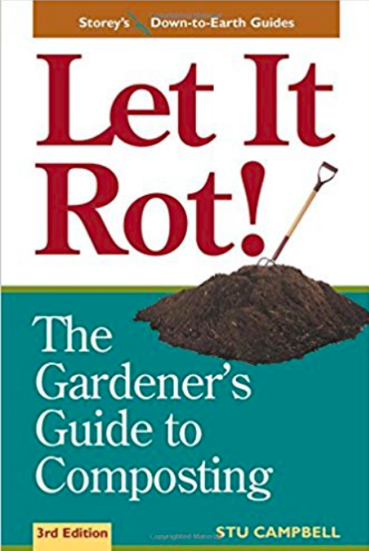 Let it Rot, best gardening books, compost book, composting book, book on composting