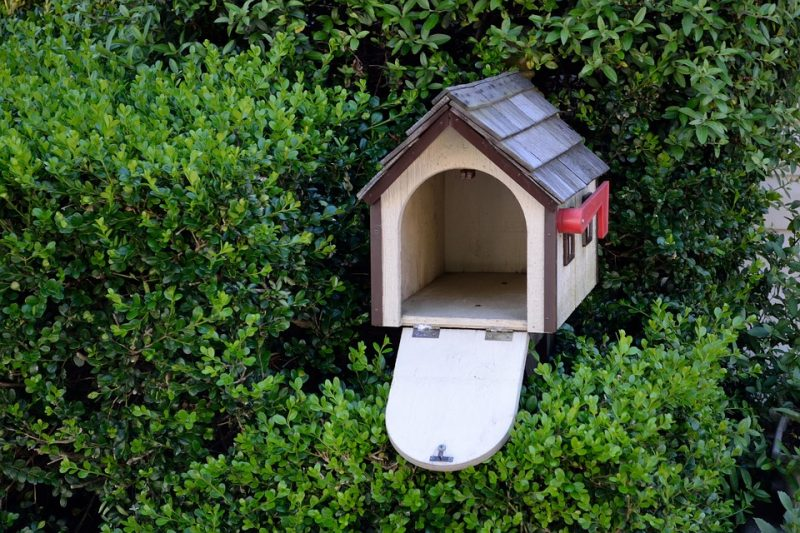 upcycling ideas, upcycled mailbox, mini mailbox shed, mailbox shed, mini shed
