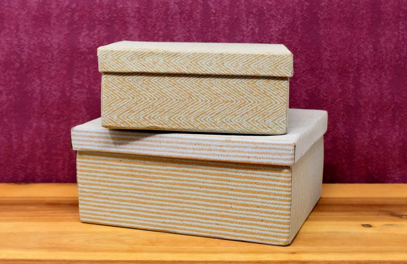 Carboard boxes