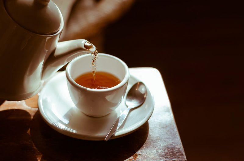 Nasturtium tea
