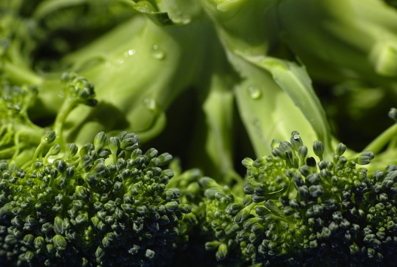 broccoli stems