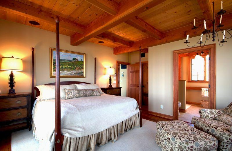 Timber frame alternative housing