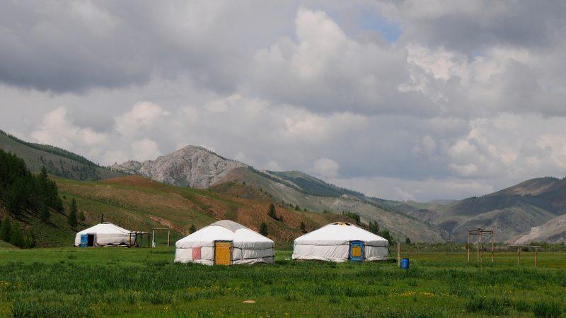 Yurts for alternative housing