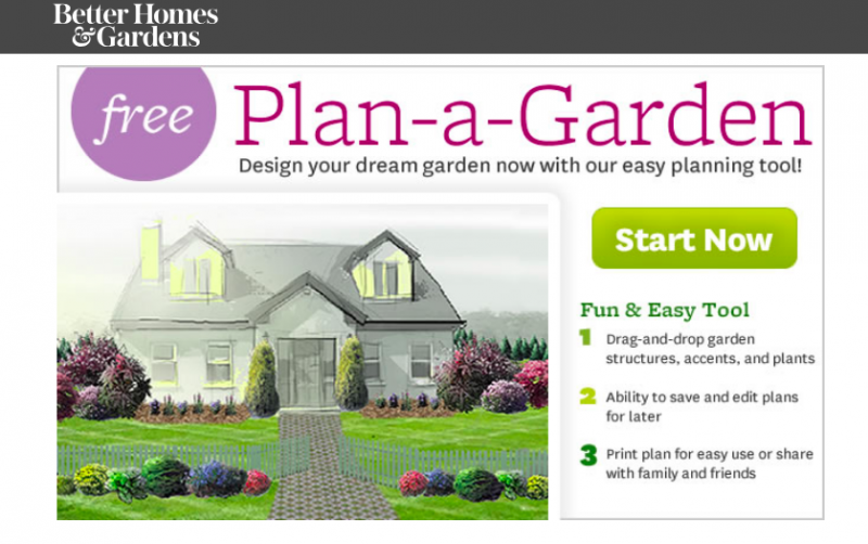 10 Of The Best Free Garden Planners Available Online Garden And Happy
