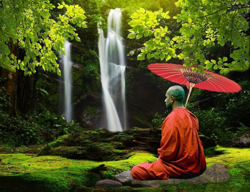 Ginkgo and Buddhism