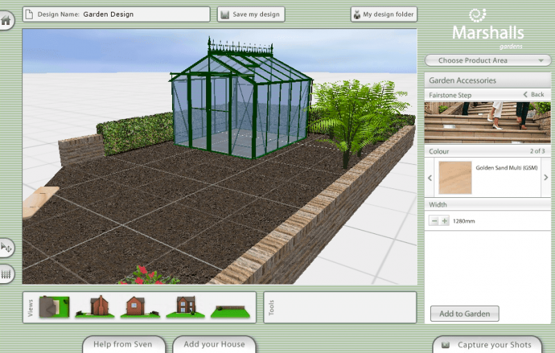 Marshalls Garden Planner