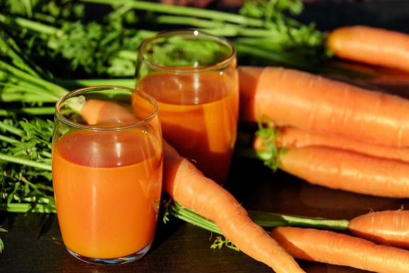 23 carrot juice benefits