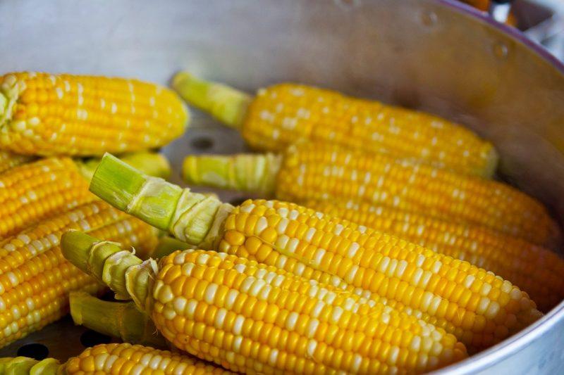 On Deck corn