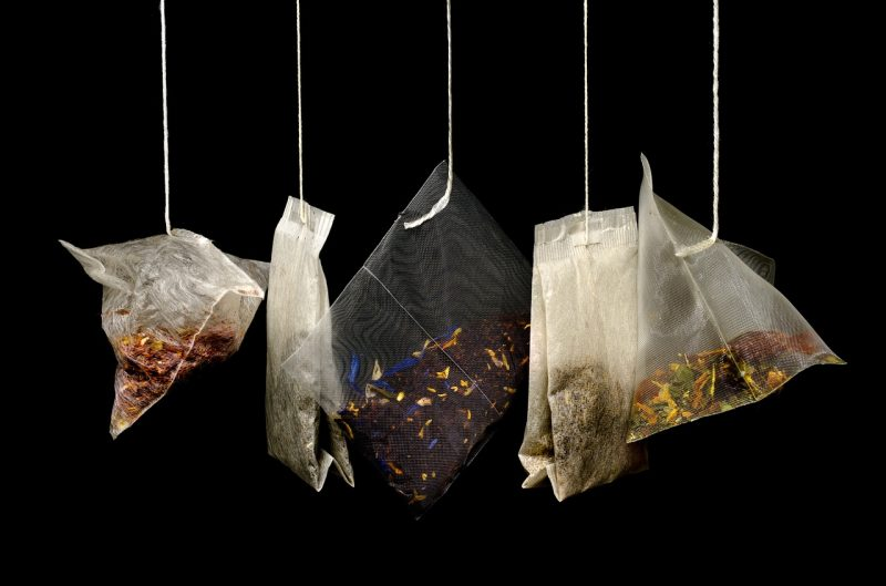 Good and bad tea bags