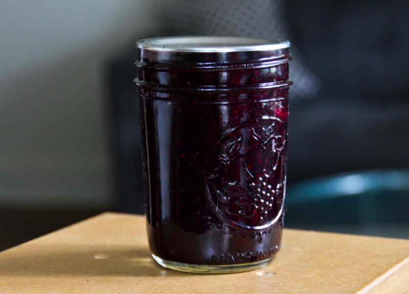 Honeyberry Jam