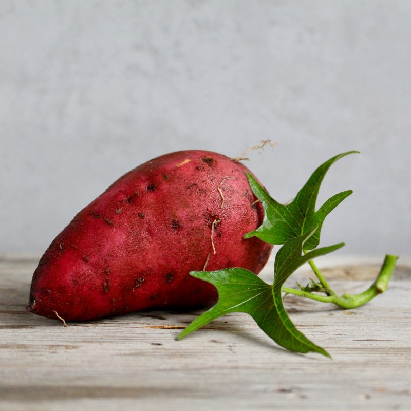 Sweet potato garden options