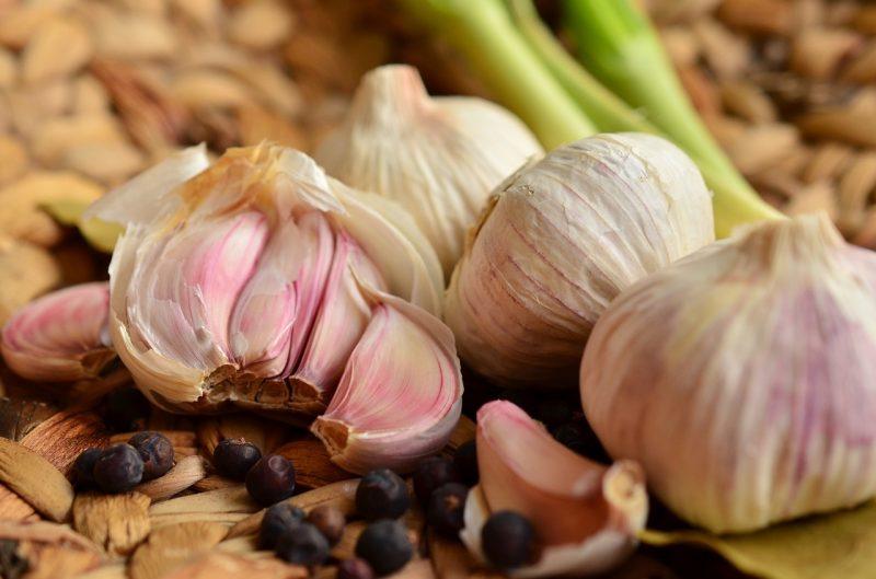 How to regrow garlic