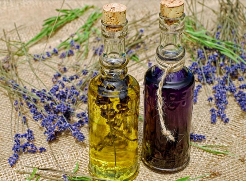 Sage flower vinegar