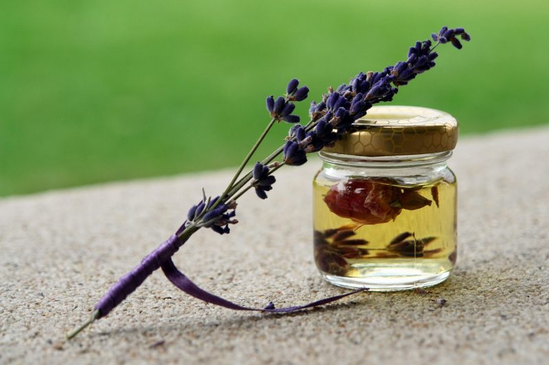 Essential oils for homemade cleaners