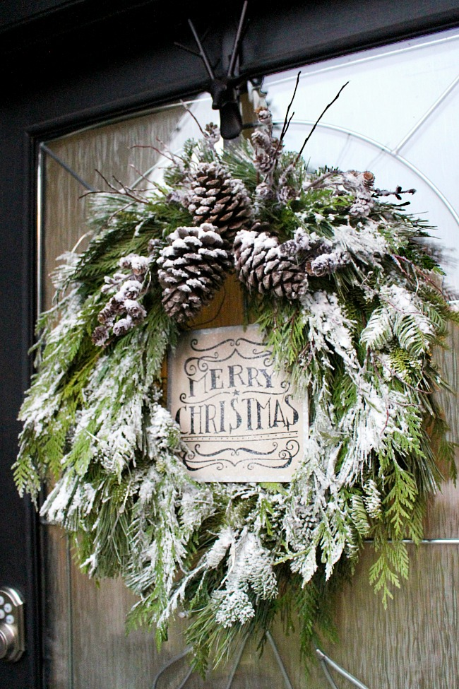 Holiday wreaths diy